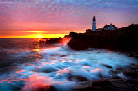 Portland Head Sunrise