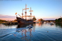 Tall Ships Visit Portsmouth Harbor